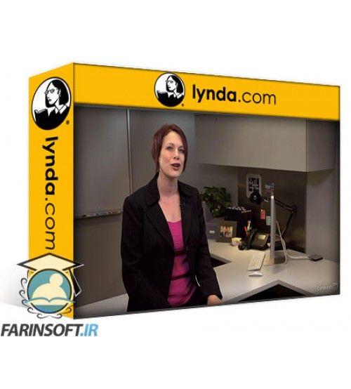 آموزش Lynda Organizing Your Office for Maximum Efficiency