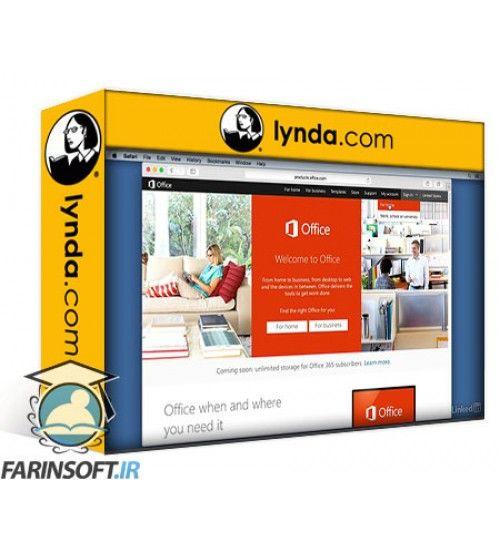دانلود آموزش Lynda Outlook for Mac First Look