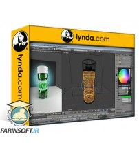 آموزش Lynda Product Shots in Blender
