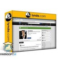 آموزش Lynda Social Selling with LinkedIn