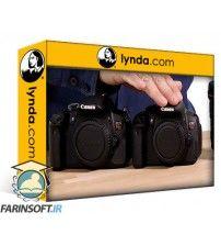 دانلود آموزش Lynda Up and Running with the Canon Rebel T4i and T5i (EOS 650D and 700D)