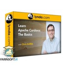 آموزش Lynda Learn Apache Cordova: The Basics