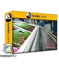 دانلود آموزش Lynda Print Production Essentials: Choosing Paper