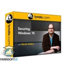 آموزش Lynda Securing Windows 10