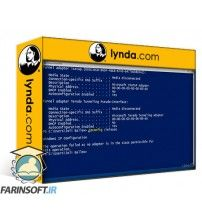 آموزش Lynda Windows 10 Networking Fundamentals