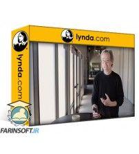 دانلود آموزش Lynda Fast, Easy Cover Design