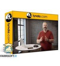 آموزش Lynda Learn Universal Windows App Development: The Basics