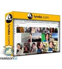 دانلود آموزش Lynda Organizing and Storing Digital Photos and Videos