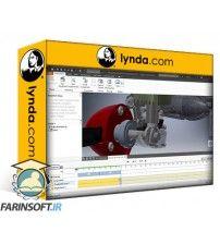 دانلود آموزش Lynda Autodesk Inventor: Presentations