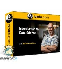 آموزش Lynda Introduction to Data Science