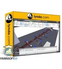 آموزش Lynda Navisworks Quantification