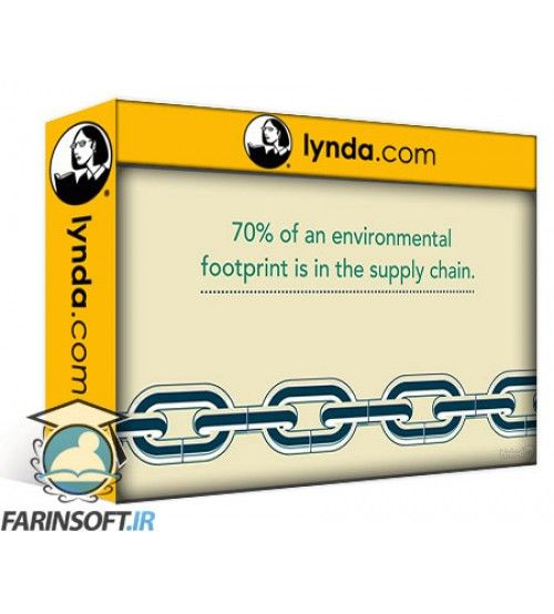آموزش Lynda Sustainability Strategies