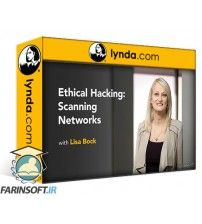 دانلود آموزش Lynda Ethical Hacking: Scanning Networks