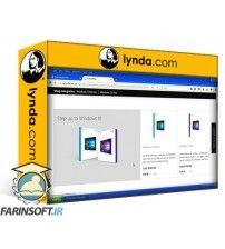 آموزش Lynda Migrating from Windows XP to Windows 10