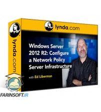 آموزش Lynda Windows Server 2012 R2: Configure a Network Policy Server Infrastructure