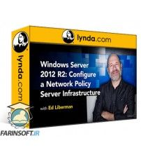 دانلود آموزش Lynda Windows Server 2012 R2: Configure a Network Policy Server Infrastructure