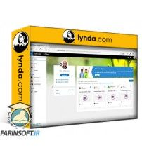 دانلود آموزش Lynda Getting Work Done in Office 365