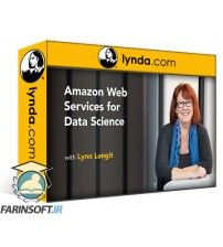 آموزش Lynda Amazon Web Services for Data Science