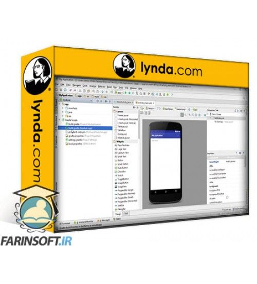 آموزش Lynda Android SDK Unit Testing
