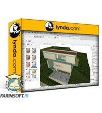 دانلود آموزش Lynda ArchiCAD Essential Training