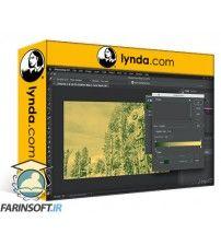 دانلود آموزش Lynda Advanced Photoshop: Lookup Tables and Gradient Maps