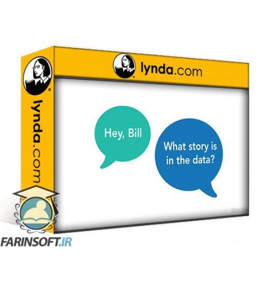 آموزش Lynda Data Visualization Storytelling Essentials