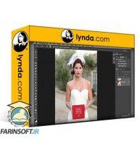 دانلود آموزش Lynda Photoshop CC: Creative Color for Photographers