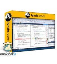آموزش Lynda Visual Studio 2015 Essentials 10: Protecting Your Code Base with Source Control Providers