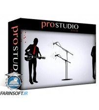 آموزش ProStudioLive Recording and Mixing Acoustic Guitars and Vocals 2016