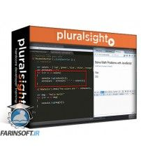 دانلود آموزش PluralSight Solve Math Problems with JavaScript