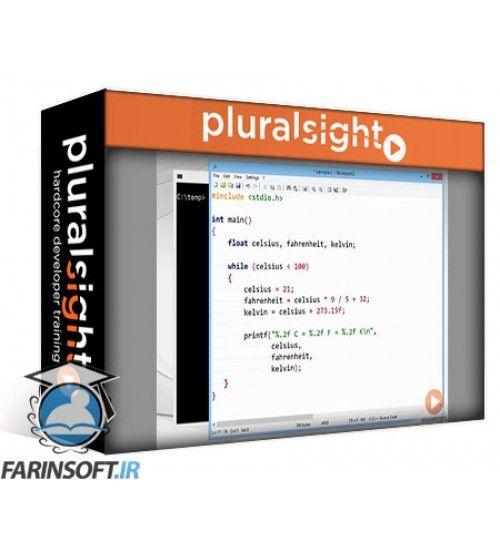 آموزش PluralSight The C Programming Language in Action