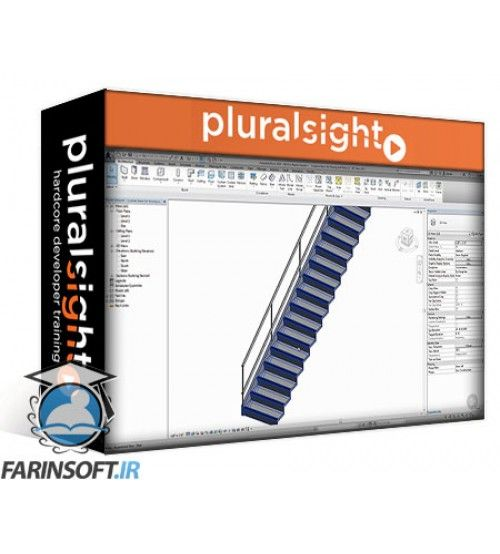 آموزش PluralSight The Power of Custom Profile Creation in Revit