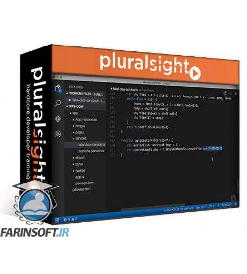 آموزش PluralSight Building Cross Platform Native Mobile Applications with NativeScript