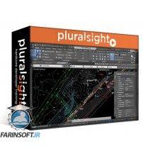 آموزش PluralSight Introduction to Surveying: Field to Finish in AutoCAD Civil 3D
