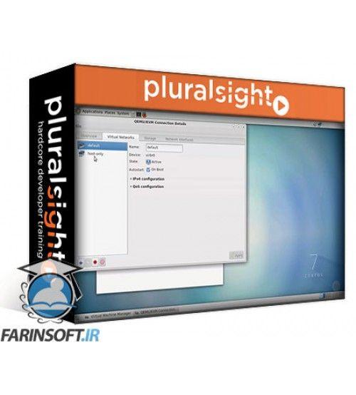 آموزش PluralSight LFCS: Linux Virtualization Management