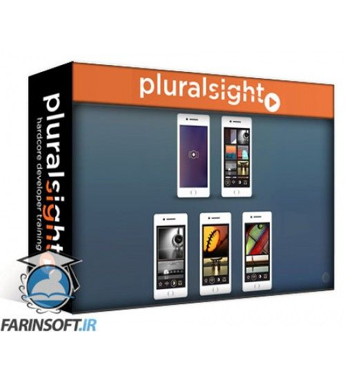 آموزش PluralSight Photoshop CC Basics: Mobile UI Design