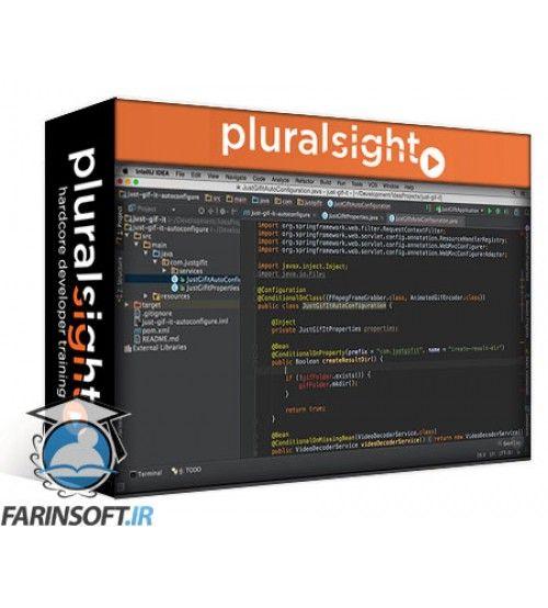 آموزش PluralSight Spring Boot: Efficient Development, Configuration, and Deployment