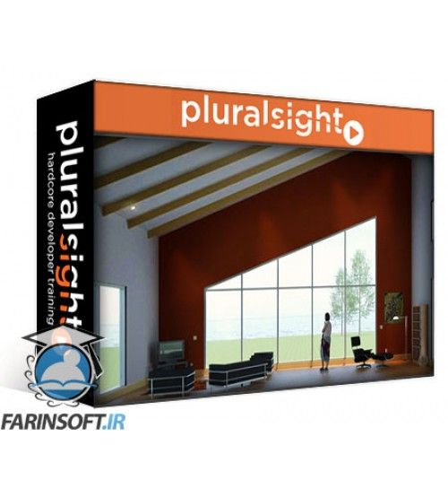 آموزش PluralSight Revit Essentials: Design Development Techniques for Interiors