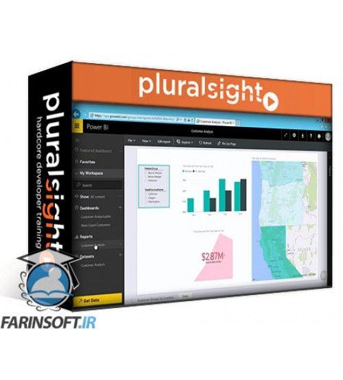 آموزش PluralSight Getting Started with Power BI