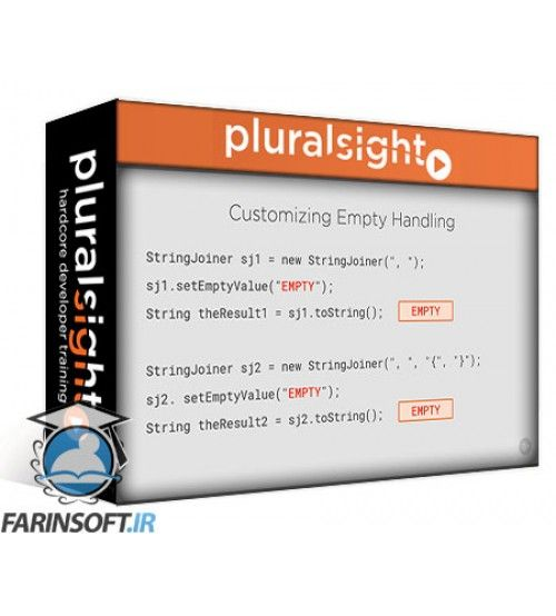 آموزش PluralSight Java Fundamentals: The Core Platform