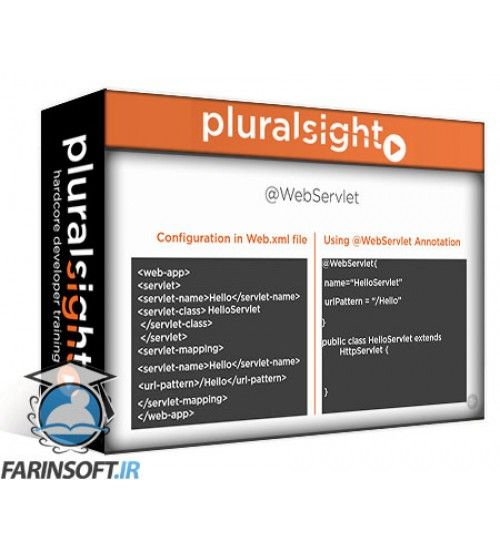 آموزش PluralSight Java EE: Programming Servlets