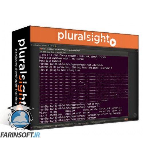 آموزش PluralSight Linux Network Security (LPIC-3 303)