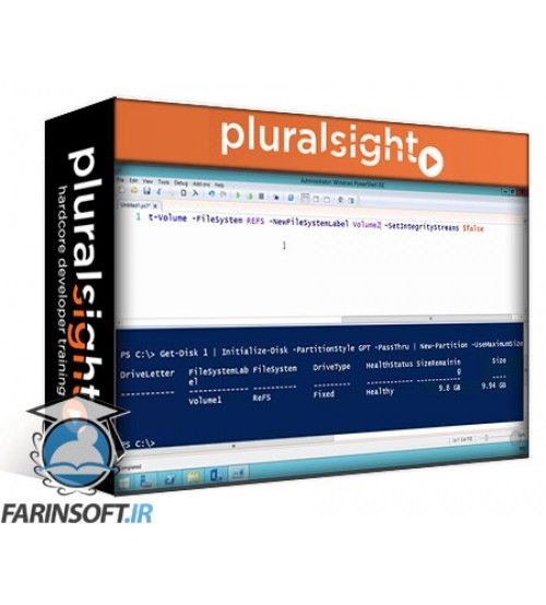 آموزش PluralSight Designing/Deploying Exchange 2016 (70-345): Mailbox Databases
