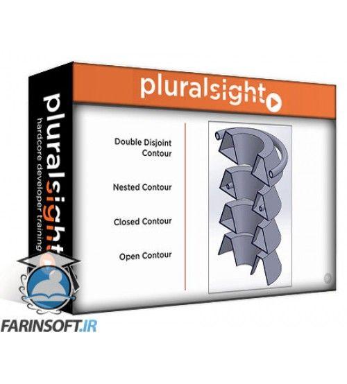 آموزش PluralSight SOLIDWORKS Essentials – Revolve and Sweep