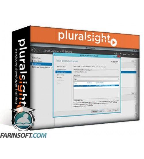 دانلود آموزش PluralSight IIS Administration Fundamentals