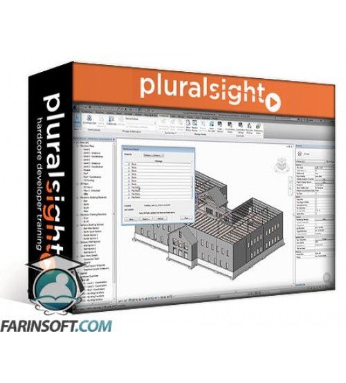 آموزش PluralSight Revit Essentials: Interference Detection