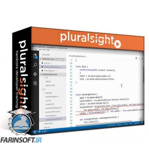 آموزش PluralSight A Practical Start with TypeScript