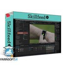 آموزش SkillFeed After Effects: Motion Track and Composite a Device Screen!