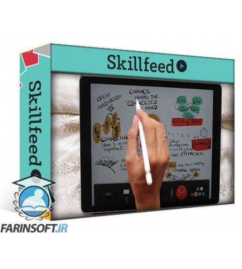 آموزش SkillFeed Sketchnoting: Doodle your way to better learning and effective communication!