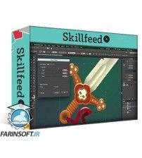 دانلود آموزش Skillshare Adobe Illustrator: Level Up Your Colours